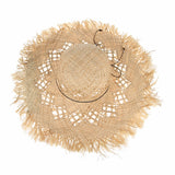GEMMA - Straw Beach Hat