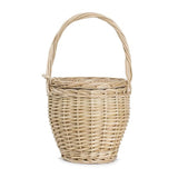 AUDREY - Straw Basket Bag