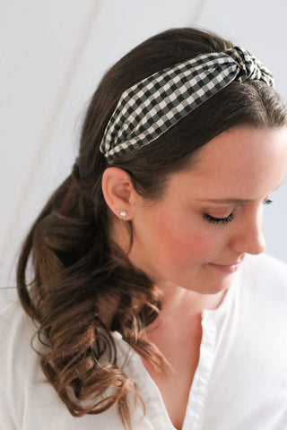 products/Black-white-Plaid-Knot-Headband-Toronto-Canada-A-Side-Of-Style.jpg
