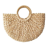 DAPHNE - Rattan Straw Bag