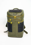 LARGE DUFFLE BACKPACK (OLIVE)