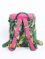 CAMO BACKPACK (PINK)