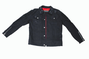 SAUCE COST MEMBERS DENIM JACKET
