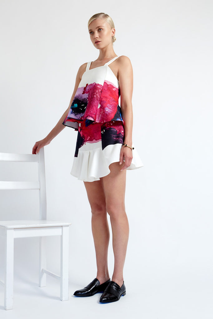 PEPE MINI SKIRT