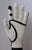 FIT39 Golf Glove Classic E Black White