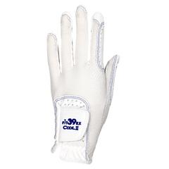 FIT39 Golf Glove COOL II CH White White