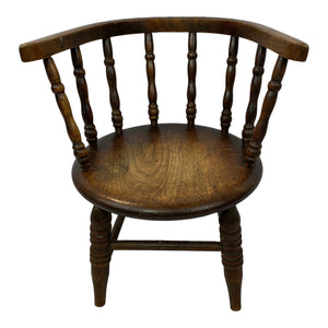 19th C. English Child's Windsor Chair