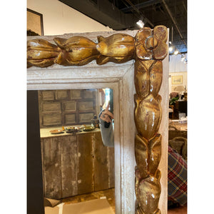19th C. Italian Gilt Mirror (three available)