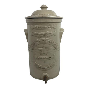 19th C. English Water Filter