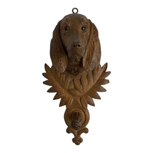 Black Forest Dog Leash Holder