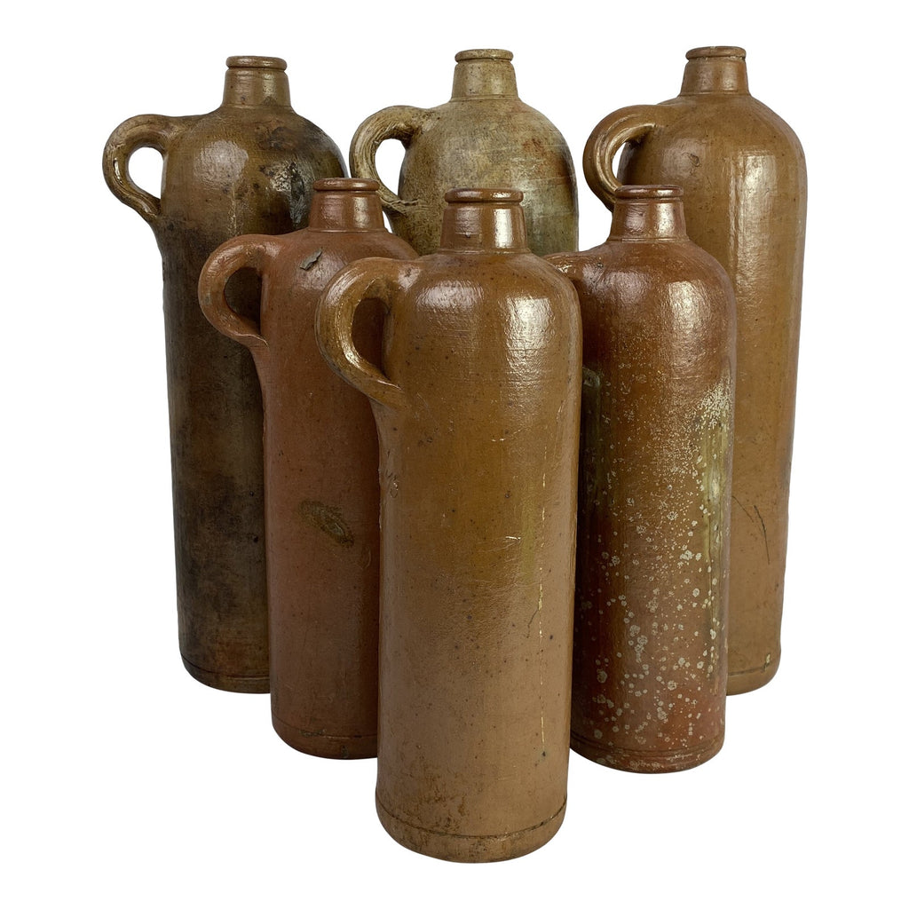 English Cider Bottles, Set of 6