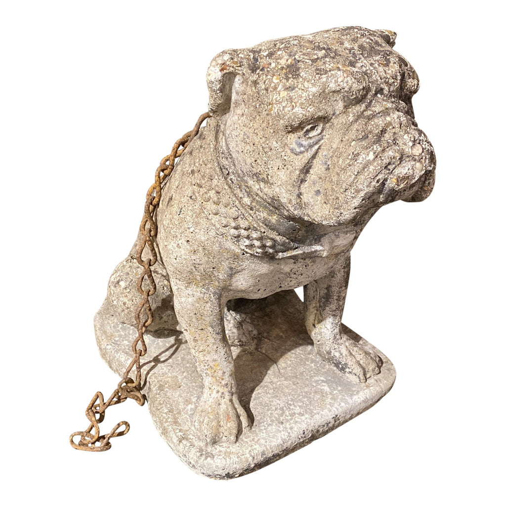 English Concrete Bulldog