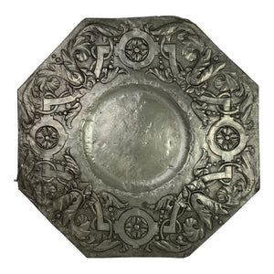 English Pewter Platter