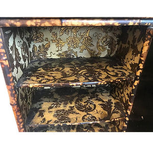 English Bamboo Chinoiserie Eterge