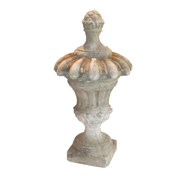 English Concrete Urn