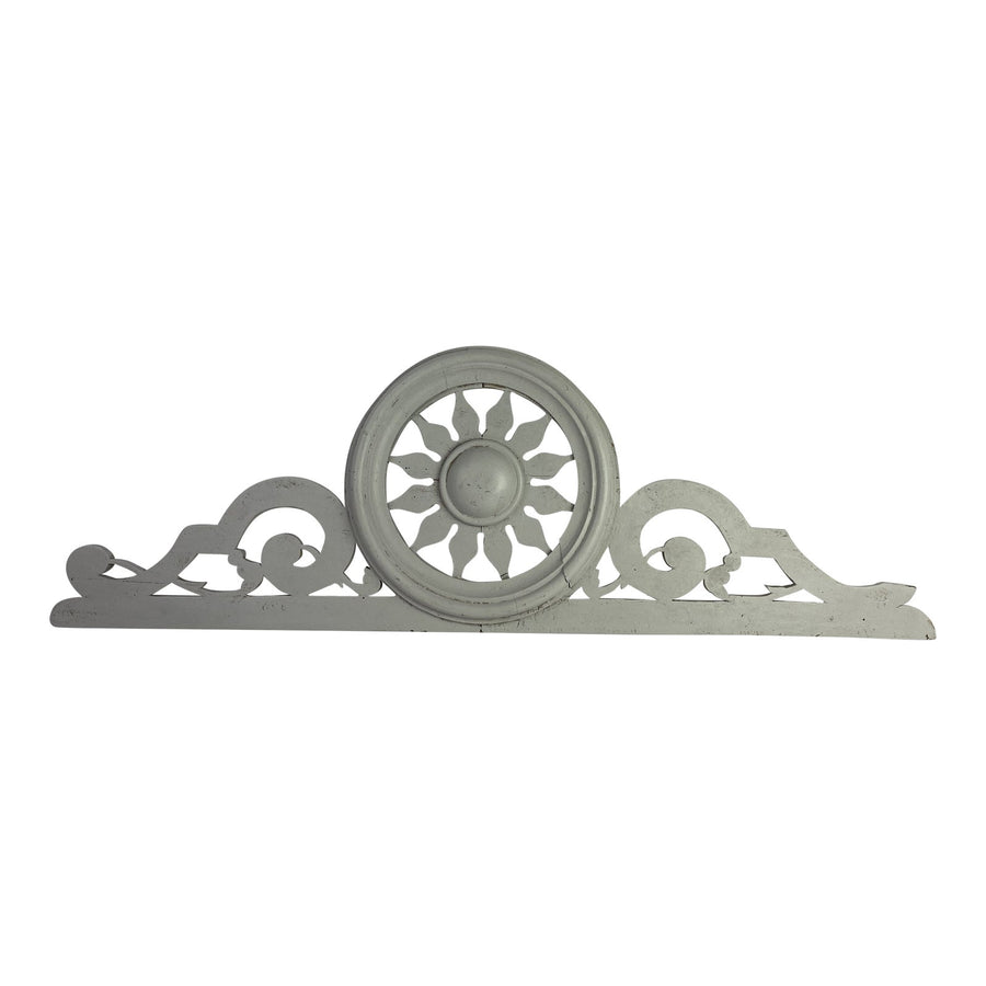 French Painted Cornice