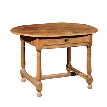 French Pine Table
