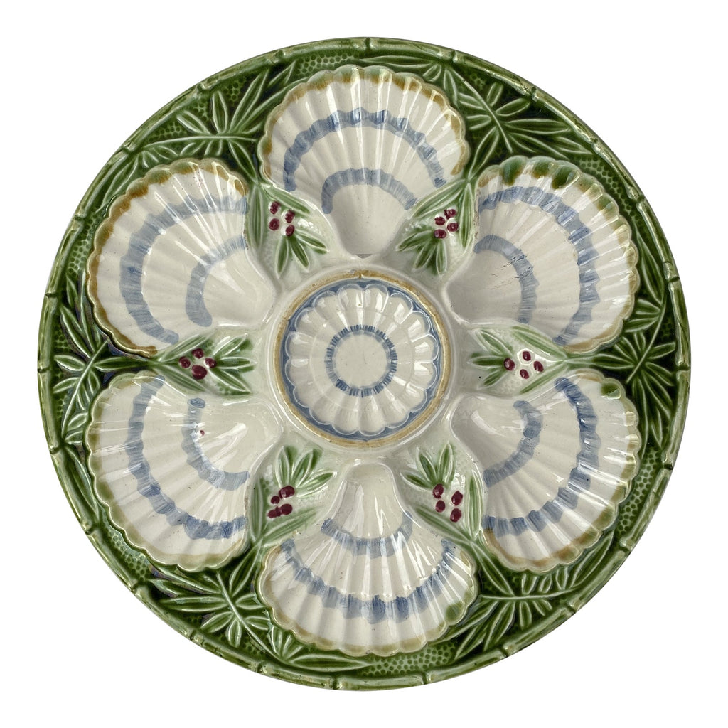 Salins French Oyster Plate