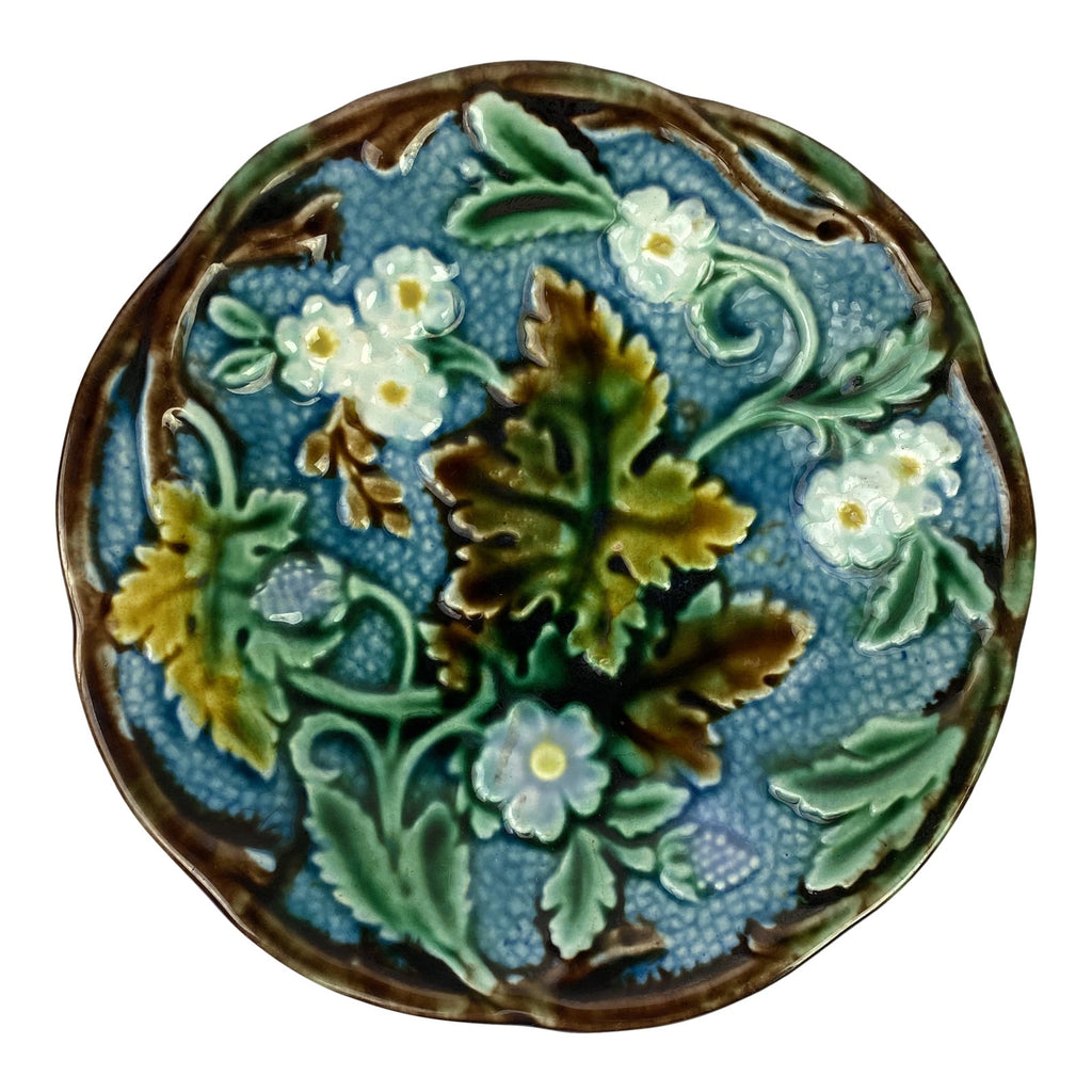 Swedish Majolica Plate (10 available)