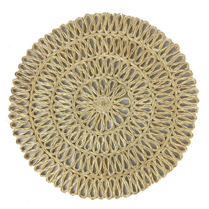 Woven Placemat/Charger Natural
