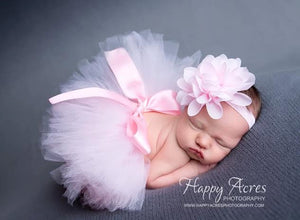 Newborn Tutu for Photo Shoot - Design by C Maternity