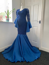Load image into Gallery viewer, Kiary Boho Maternity Dress