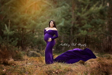 Load image into Gallery viewer, Annabelle Knit Slim Fit Maternity Dress - Design by C Maternity