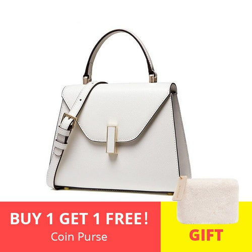 LAFESTIN Women Handbag Versatile Leather Shoulder Bag Designer Luxury Multifunction Brands Crossbody Bag Bolsa - BeosBag.com