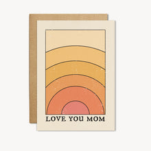 Load image into Gallery viewer, Love You Mum Card - cai & jo