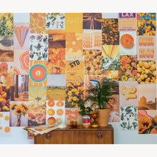 Load image into Gallery viewer, Mellow Sunshine Collage Kit - cai & jo