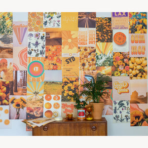 Mellow Sunshine Collage Kit - cai & jo