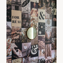 Load image into Gallery viewer, Black + Blush Collage Kit - cai & jo