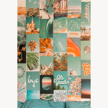 Load image into Gallery viewer, Summer Blue Collage Kit - cai & jo