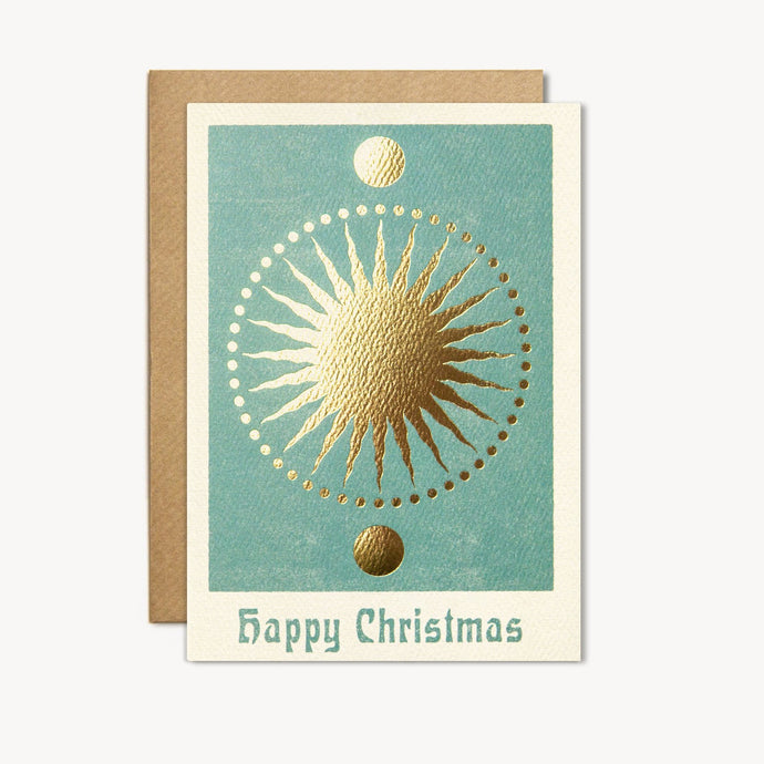 Happy Christmas Card - cai & jo