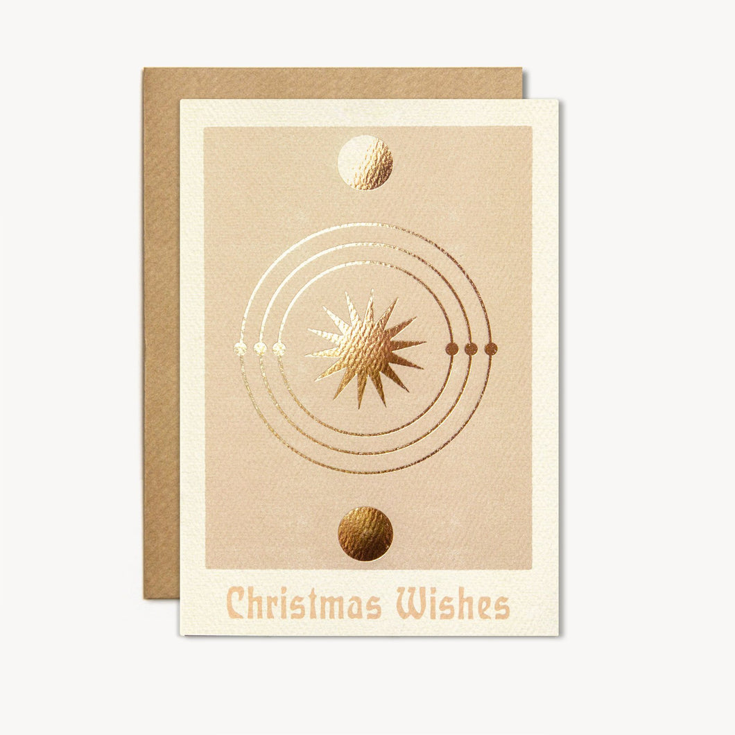 Christmas Wishes Card - cai & jo