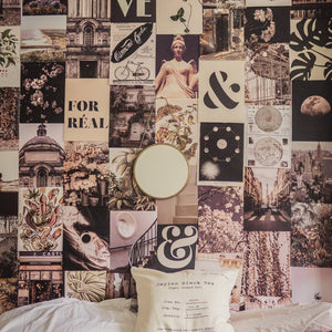 Black + Blush Collage Kit - cai & jo
