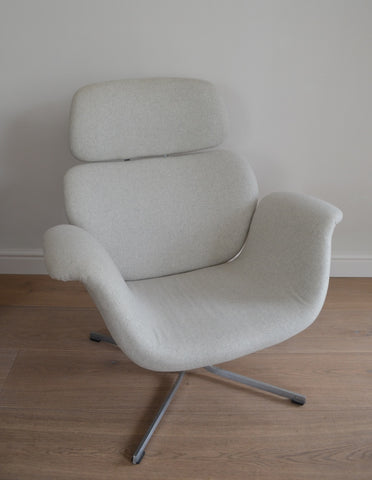 Pierre Paulin for Artifort Large Tulip Chair