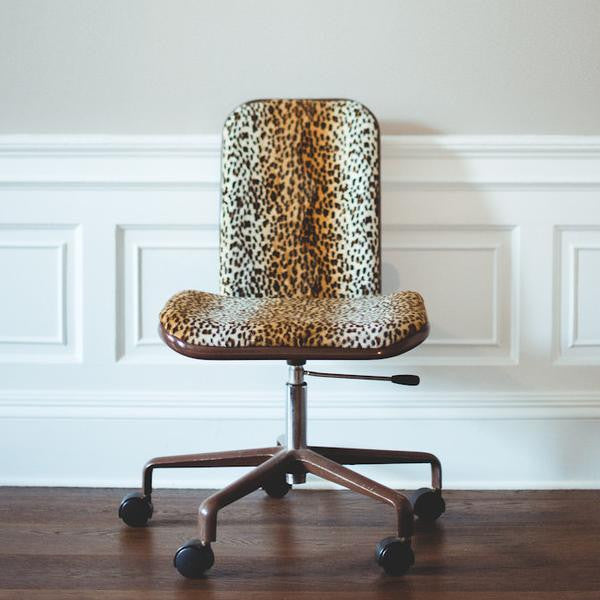 50s Swivel Desk Chair