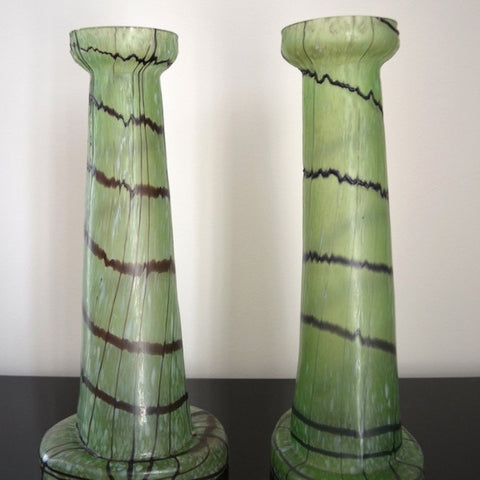 Pair of Vases by Pallme-Konig
