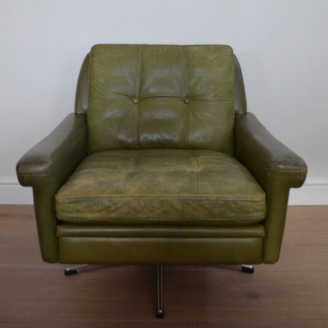 Armchair by Skippers Møbler