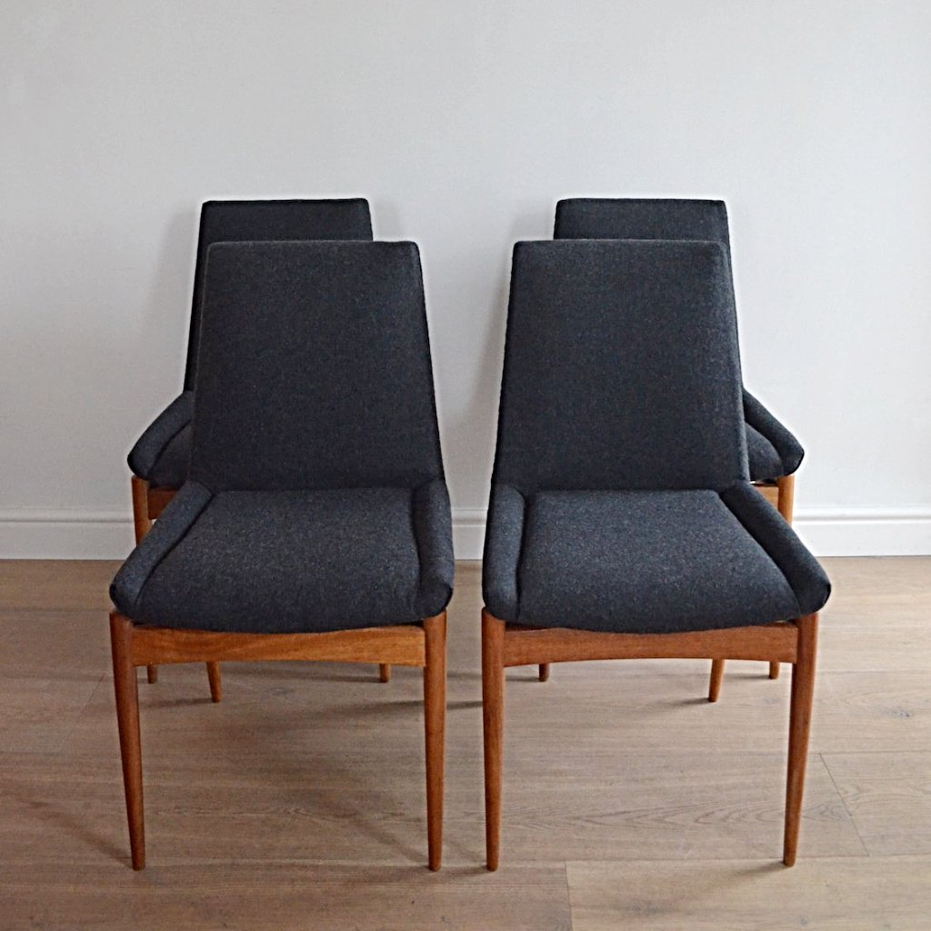 Robert Heritage for Archie Shine Dining Chairs