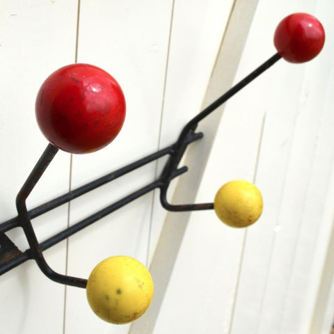 French Atomic Coat Hook