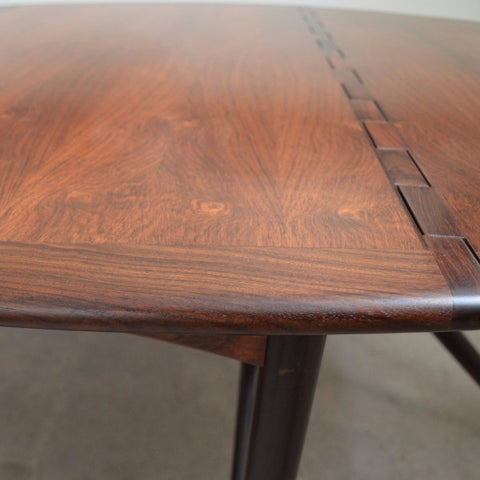 Kurt Østervig Rosewood Dining Table