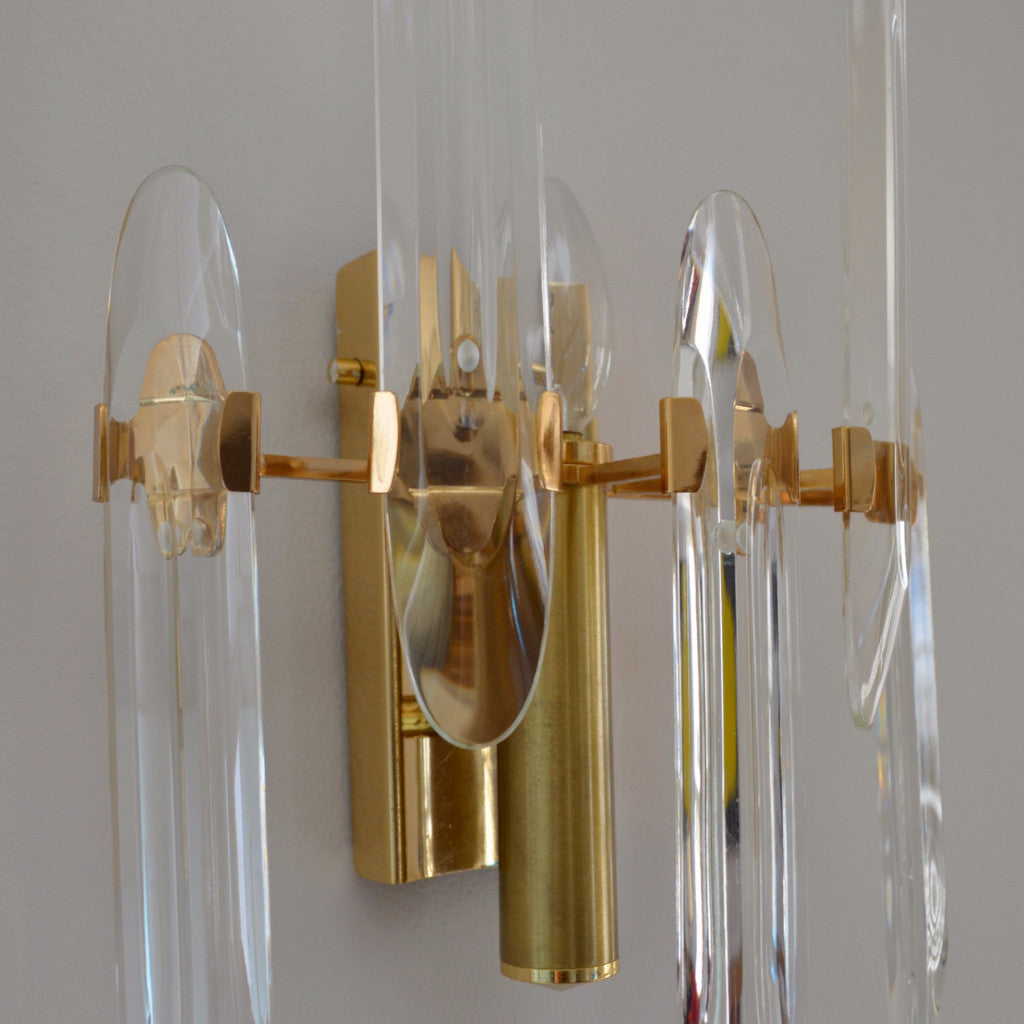 Pair of Sciolari Wall Lights