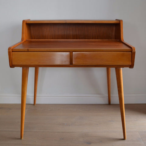 1950s Italian Writing Desk