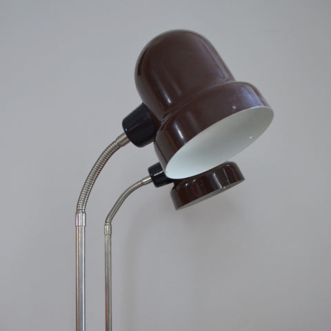 Pair of 1960s Floor Lamps