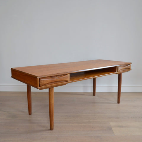 Arne Vodder Style Coffee Table