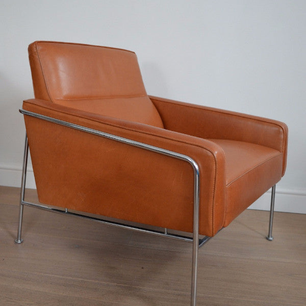 Pair of Arne Jacobsen 3300 Chairs