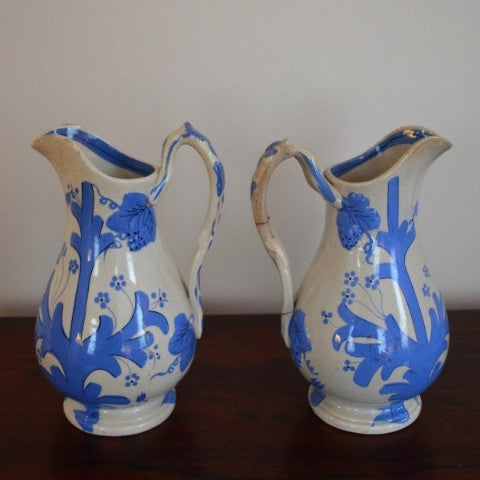 Pair of Clyde Pottery Jugs