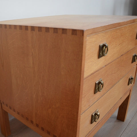 Bedside Chest of Drawers